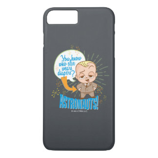 The Boss Baby | Astronauts iPhone 8 Plus/7 Plus Case