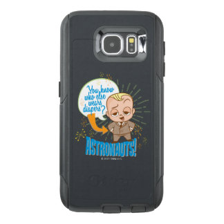 The Boss Baby   Astronauts OtterBox Samsung Galaxy S6 Case