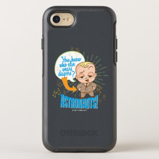 The Boss Baby | Astronauts OtterBox Symmetry iPhone 8/7 Case