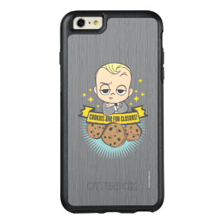 The Boss Baby | Baby & Cookies are for Closers! OtterBox iPhone 6/6s Plus Case
