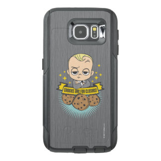 The Boss Baby | Baby & Cookies are for Closers! OtterBox Samsung Galaxy S6 Case