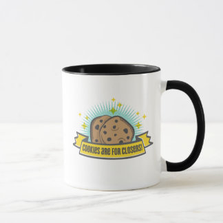 The Boss Baby | Cookies are for Closers! Mug