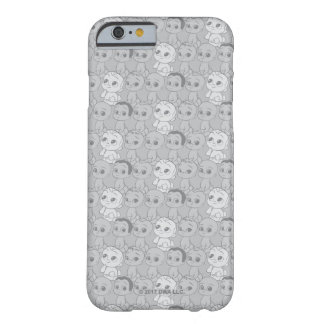 The Boss Baby | Grey Pattern Barely There iPhone 6 Case