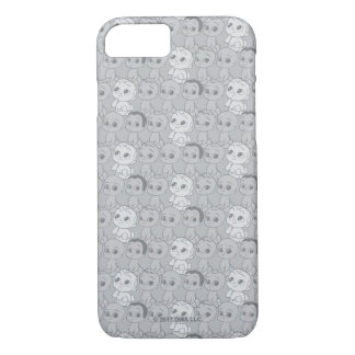 The Boss Baby | Grey Pattern iPhone 7 Case