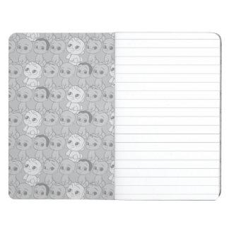 The Boss Baby | Grey Pattern Journal