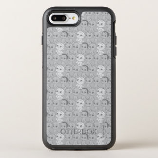 The Boss Baby | Grey Pattern OtterBox Symmetry iPhone 7 Plus Case