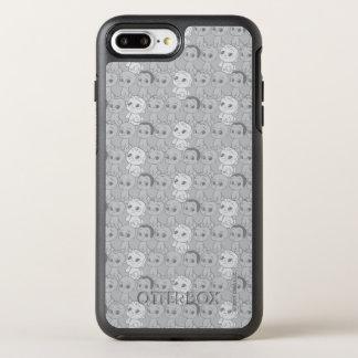 The Boss Baby | Grey Pattern OtterBox Symmetry iPhone 8 Plus/7 Plus Case