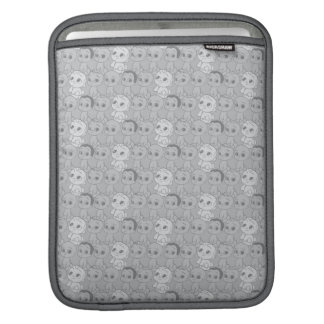 The Boss Baby   Grey Pattern Sleeve For iPads
