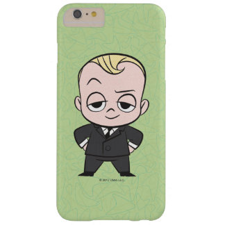 The Boss Baby | I am no Ordinary Baby Barely There iPhone 6 Plus Case