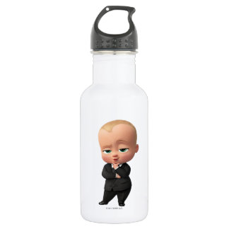 The Boss Baby | I am the Boss! 532 Ml Water Bottle