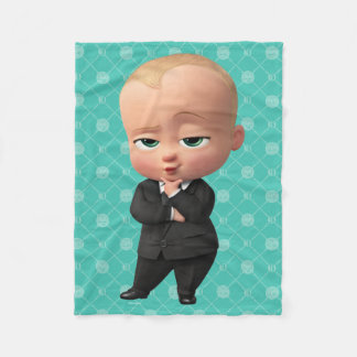 The Boss Baby | I am the Boss! Fleece Blanket