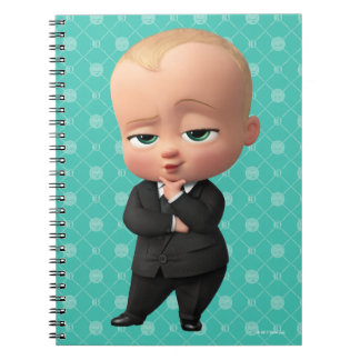 The Boss Baby | I am the Boss! Notebooks