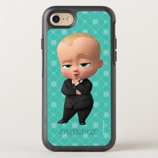The Boss Baby | I am the Boss! OtterBox Symmetry iPhone 7 Case