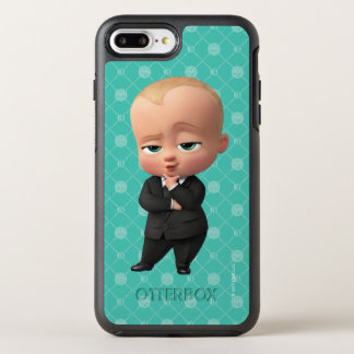 The Boss Baby | I am the Boss! OtterBox Symmetry iPhone 8 Plus/7 Plus Case