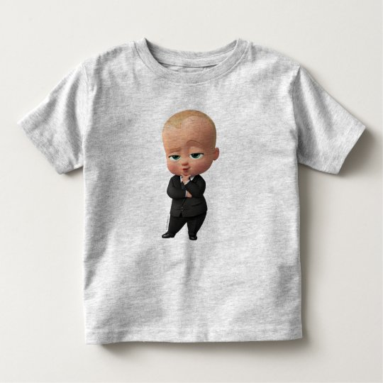 326a42f12 The Boss Baby | I am the Boss! Toddler T-Shirt | Zazzle.com.au