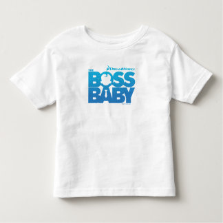 The Boss Baby Logo Toddler T-Shirt