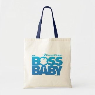 The Boss Baby Logo Tote Bag