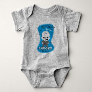 The Boss Baby | My Way. Highway. Baby Bodysuit