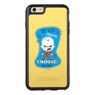 The Boss Baby | My Way. Highway. OtterBox iPhone 6/6s Plus Case