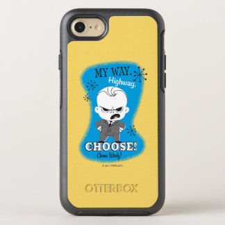 The Boss Baby | My Way. Highway. OtterBox Symmetry iPhone 7 Case