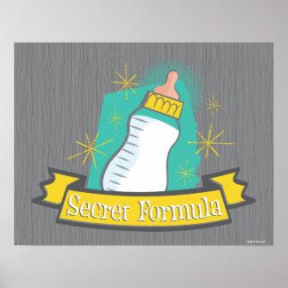The Boss Baby | Secret Formula Poster