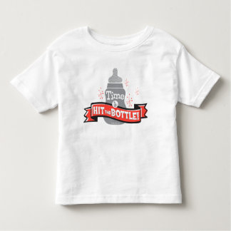 The Boss Baby | Time to Hit the Bottle! Toddler T-Shirt