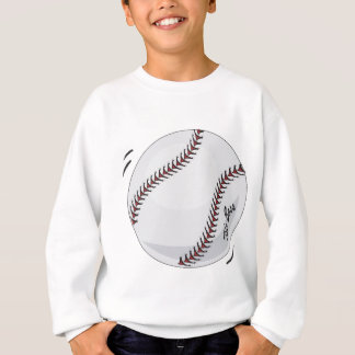 The Boss Baseball theme Sweatshirt
