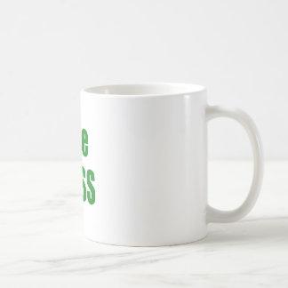 The Boss Basic White Mug