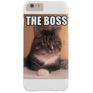 The Boss Cat IPhone case