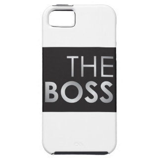 The Boss iPhone 5 Covers