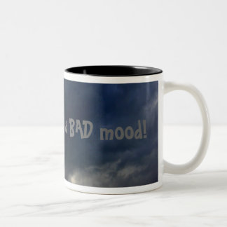 The Boss is in a BAD mood! Coffee Mug