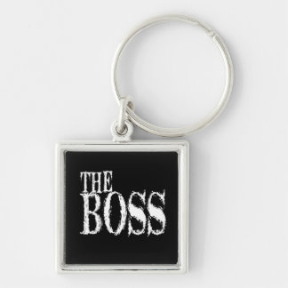 The Boss Keychain