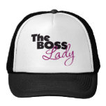 The Boss Lady Mesh Hats