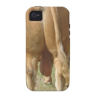 The Boss - Limousin Bull Case-Mate iPhone 4 Covers