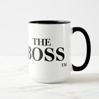 The Boss Trademark TM Trademark Mug