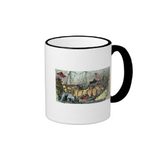 The Boston Tea Party, 16th December 1773 Mugs