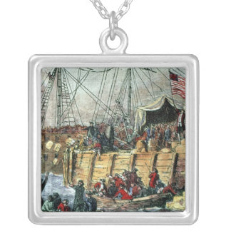 The Boston Tea Party, 16th December 1773 Jewelry