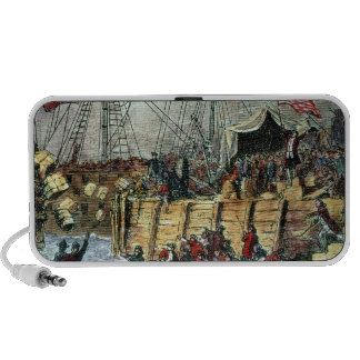 The Boston Tea Party, 16th December 1773 Travel Speakers