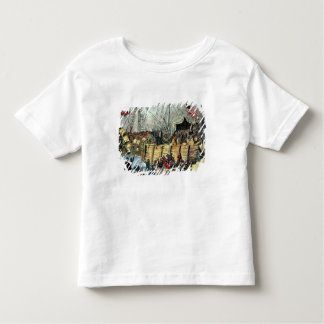 The Boston Tea Party, 16th December 1773 Toddler T-Shirt