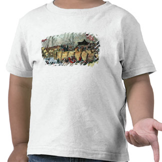 The Boston Tea Party, 16th December 1773 T-shirt