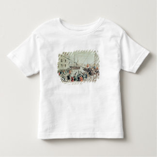 The Boston Tea Party, 1846 Toddler T-Shirt