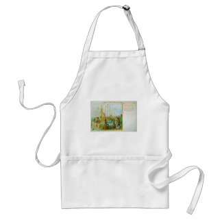 The Boston Tea Party of December 16th 1773 Aprons