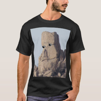 The Boulder With A Face Shirt