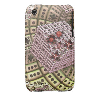 The Box, Cool abstract 3-d iPhone 3 case