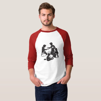 The Boxcar Children: Four Hungry Children T-Shirt
