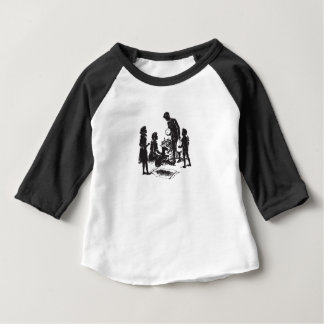 The Boxcar Children: Henry Has Two Surprises Baby T-Shirt