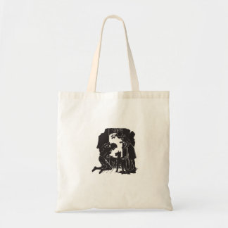 The Boxcar Children: Peek at the Moon Tote Bag