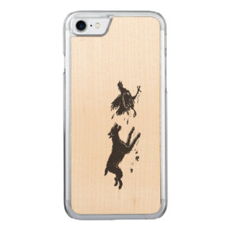 The Boxcar Children: Watch Chases a Chicken Carved iPhone 8/7 Case