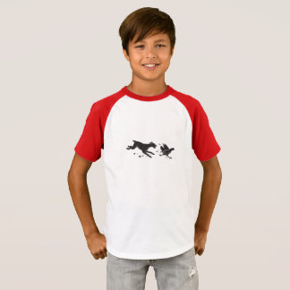 The Boxcar Children: Watch Chases a Chicken T-Shirt