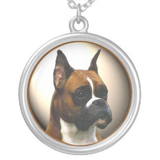 The Boxer Dog Necklace